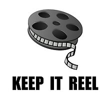 Keep Movie Reel by TheBestStore