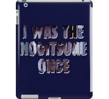 I was the Nogitsune [once] iPad Case/Skin