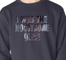 I was the Nogitsune [once] Pullover