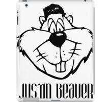 Justin Beaver iPad Case/Skin