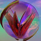 Love In A Glass by Rhonda Blais