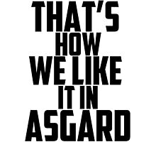 In Asgard Photographic Print