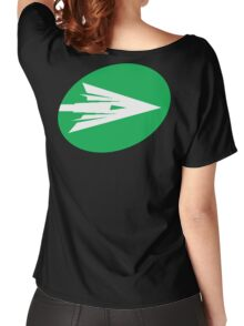 Verdant Dart Women's Relaxed Fit T-Shirt