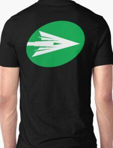 Verdant Dart Unisex T-Shirt