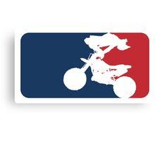 Freestyle Motocross Canvas Print