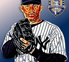 New York Yankees - Mariano Rivera by Dan Snelgrove