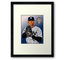 New York Yankees - Mariano Rivera Framed Print