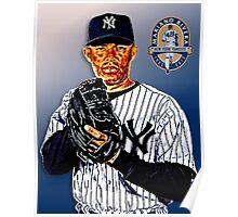 New York Yankees - Mariano Rivera Poster