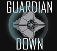 Guardian Down (Color) by rdkrex