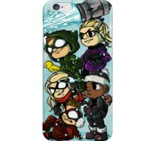 Flarrow Snowball Fight! iPhone Case/Skin