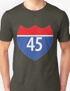 45 Unisex T-Shirt