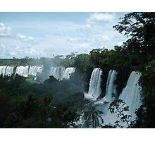 Iguazu Falls 2 Photographic Print