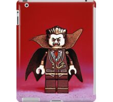 Count Dracula iPad Case/Skin