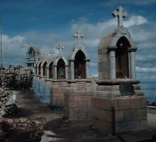 Stations of the Cross by Luke Meers