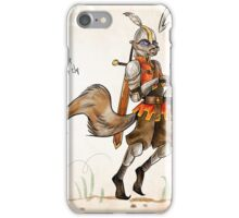 Monty Cooper iPhone Case/Skin