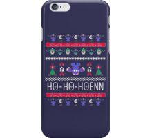 Ho-Ho-Hoenn!  iPhone Case/Skin