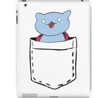 Pocket-Catbug iPad Case/Skin