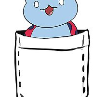 Pocket-Catbug by KNUX-DESIGNS