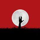 Zombie Spock by Mark Walker