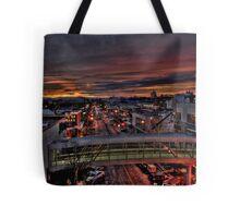 Early Morning Salem Oregon Tote Bag