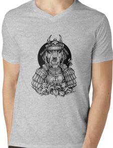 Samurai T Mens V-Neck T-Shirt