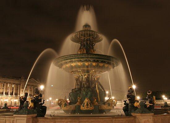 Place de la Concorde by Christophe Testi