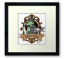 Descyther Framed Print