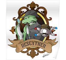 Descyther Poster