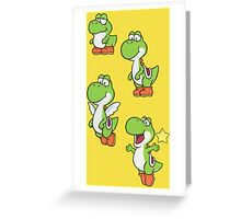 Yoshi!!!! Greeting Card