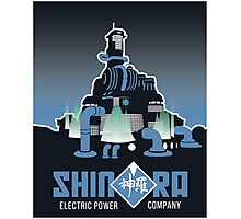 Join in the Shin-Ra corp. Photographic Print