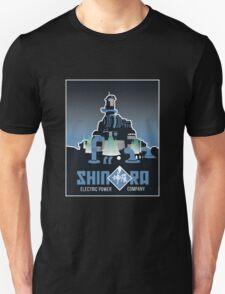 Join in the Shin-Ra corp. Unisex T-Shirt