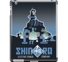 Join in the Shin-Ra corp. iPad Case/Skin