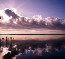 Morning has broken... by Lee Burgess