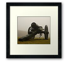 Deadly Fog Framed Print