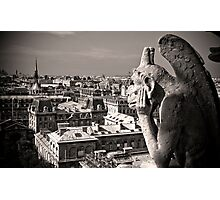 Gargoyle 3 Photographic Print