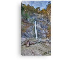 just another waterfall Canvas Print