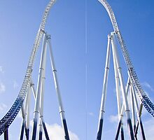 Stealth - Thorpe Park by Colin J Williams Photography