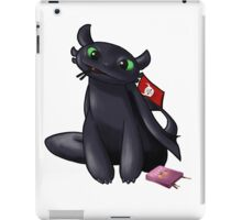 Pocky Toothless iPad Case/Skin