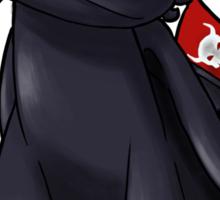 Pocky Toothless Sticker