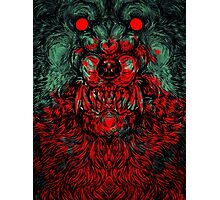 Werewolf shape Print/case Photographic Print