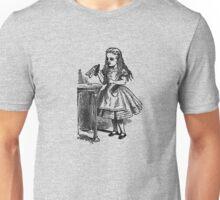 """Alice In Wonderland"" DRINK ME Unisex T-Shirt"