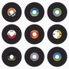 Vinyl Revival by Simon Greening