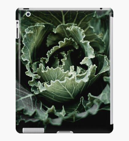 Green heart iPad Case/Skin