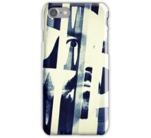 Dualistic distortion  iPhone Case/Skin