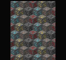 Minecraft | Ores Duvet version by SrGio
