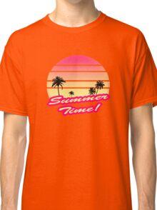 Summer Time! Classic T-Shirt