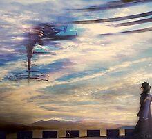 Sword art online - Kirito and Asuna by ghoststorm