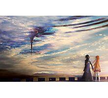 Sword art online - Kirito and Asuna Photographic Print