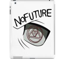 Soul Eater - Free's Demon Eye iPad Case/Skin
