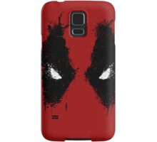Deadpool eyes  Samsung Galaxy Case/Skin